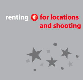 Renting for locations and shooting